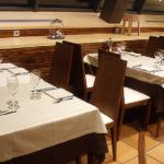 Restaurant im Hotel Vall de Nuria