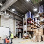 Logistic Center Postnord Finland