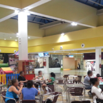 Las Huertas shopping center