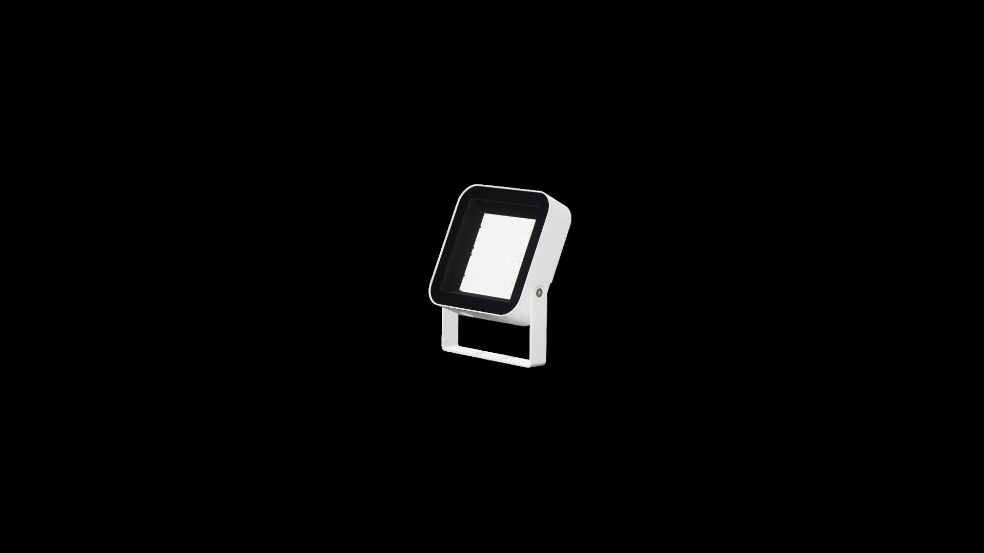 PHOCUX QL G40W TBLx11 XO con cierre transparente ReflectorNegro Blanco_HR_escala